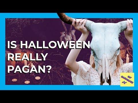 Is Halloween Really Pagan?