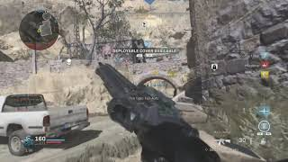 modern warfare Beta!!!! I love this game!!! 47 kills baby
