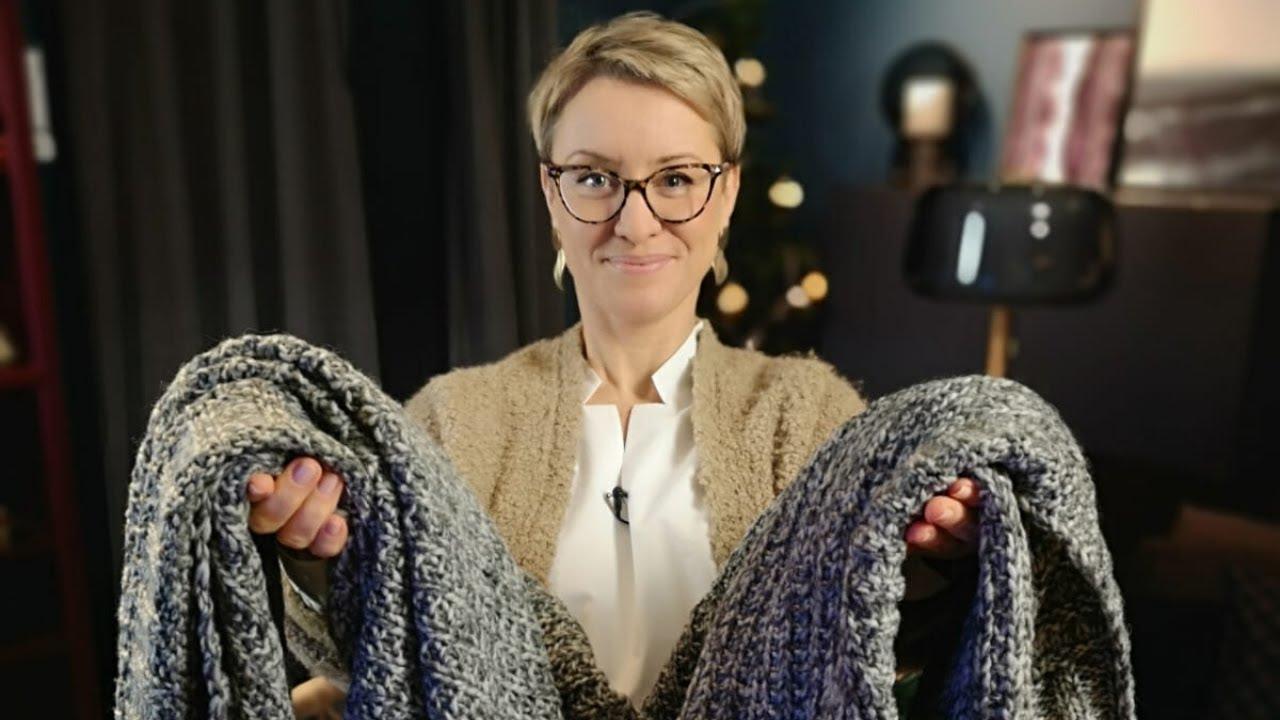 ABC DOMU - Aranżacja Salonu - Tekstylia z IKEA