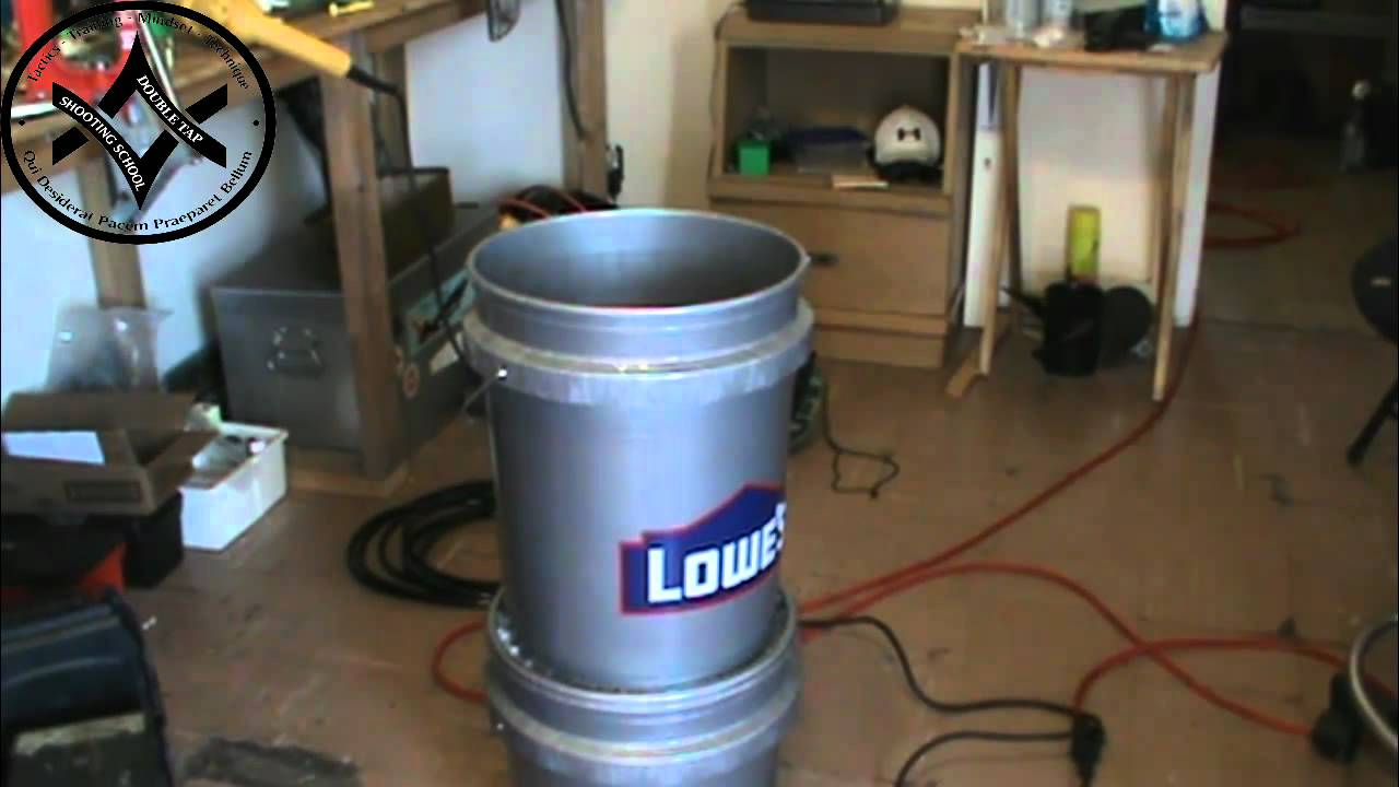 Diy emergency 5 gallon water filter filtration system for Diy pond filter bucket