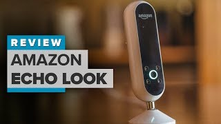 Amazon Echo Look teaches you what not to wear