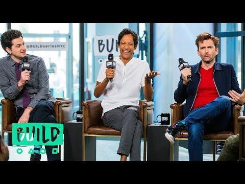 David Tennant, Danny Pudi, & Ben Schwartz On Disney XD's