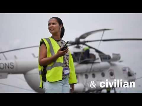 Women & Peacekeeping: A growing force