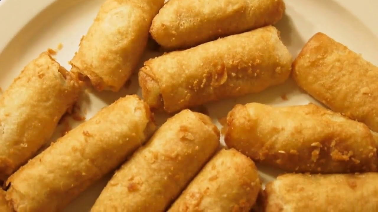 Image result for vegetable spring rolls costco