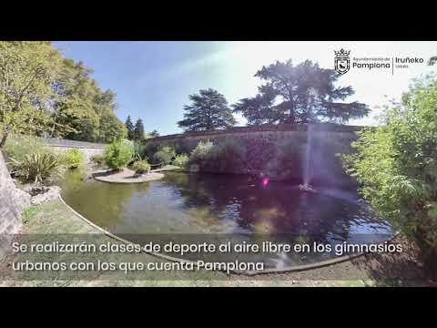 Actividades 'Pamplona es verde' en primavera