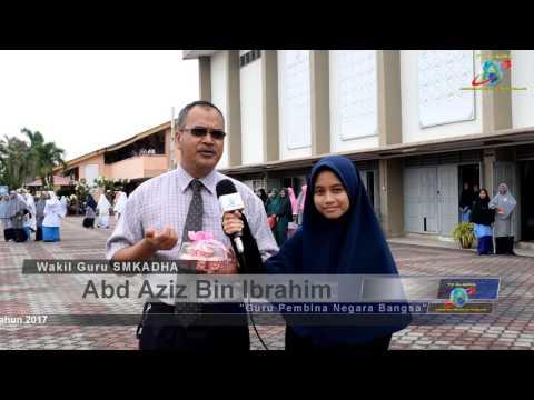 Majlis Sambutan Perayaan Hari Guru Peringkat SMKA Dato' Haji Abbas Tahun 2017