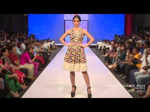 Rasna Shrestha (Nepal) - NewGen Asian Designer - ADWSR2016
