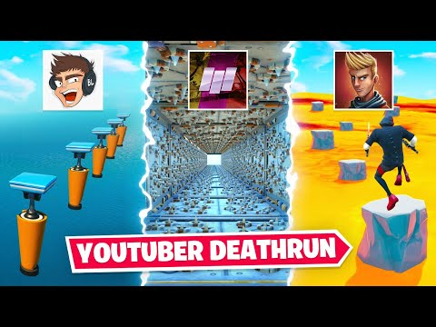 The YOUTUBER DEATHRUN Ft. Lazarbeam, Lachlan, Cizzorz and more!