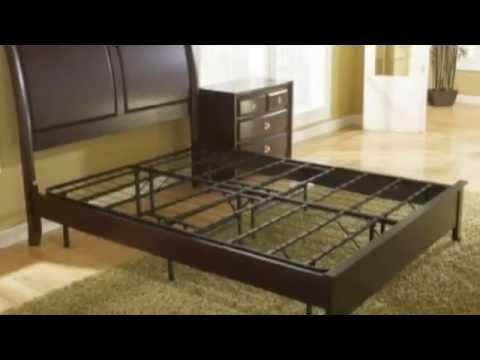 Review - Sleep Master Platform Metal Bed Frame Mattress Foundation
