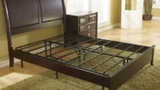 Review - Sleep Master Platform Metal Bed Frame Mattress Foundation