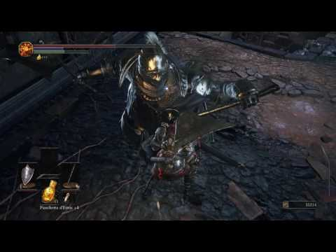 """DARK SOULS 3 - #18 """"The Day the Sky Exploded"""""""