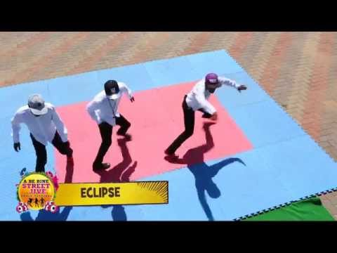 2015 Streetjive Gaborone Auditions Top  3 Groups - Eclipse