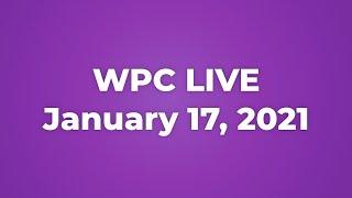 WPC Live [January 17, 2021] [10:00 AM]