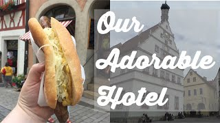 Room Tour of our Guesthouse (zimmer) in Germany