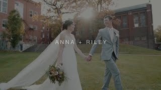 ANNA + RILEY (Cinematic Wedding Film)