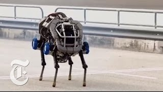 DARPA Robotics Challenge 2013: A Woodstock for Robots | The New York Times