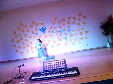 Sanaa's talent show at School
