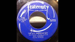 Video Bobby Bare - All American Boy (1959) (with incorrect Bill Parsons credit on label) download MP3, 3GP, MP4, WEBM, AVI, FLV Juli 2018