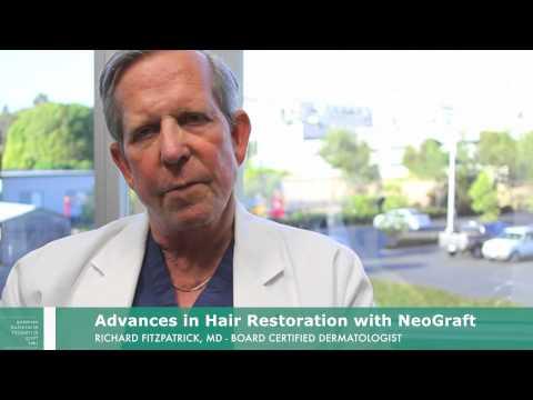 Best Hair Loss Treatment | Richard Fitzpatrick, MD | San Diego