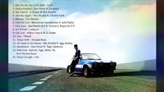 Fast and Furious 1 to 8 best songs Top 15