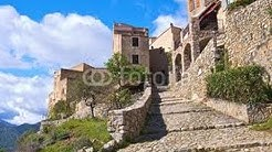Haute #Corse Sant' Antonino village typique de la #Balagne