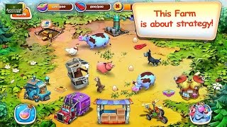 Farm Frenzy Inc  Preview HD 720p
