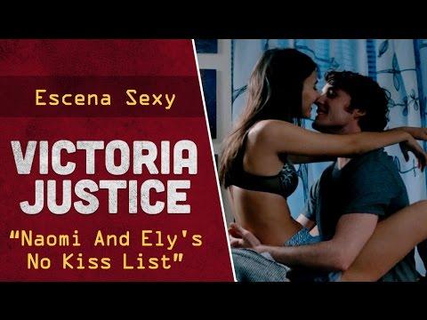 "Victoria Justice en ""Naomi And Ely's No Kiss List"" | Escena Sexy | Taco de Ojo"