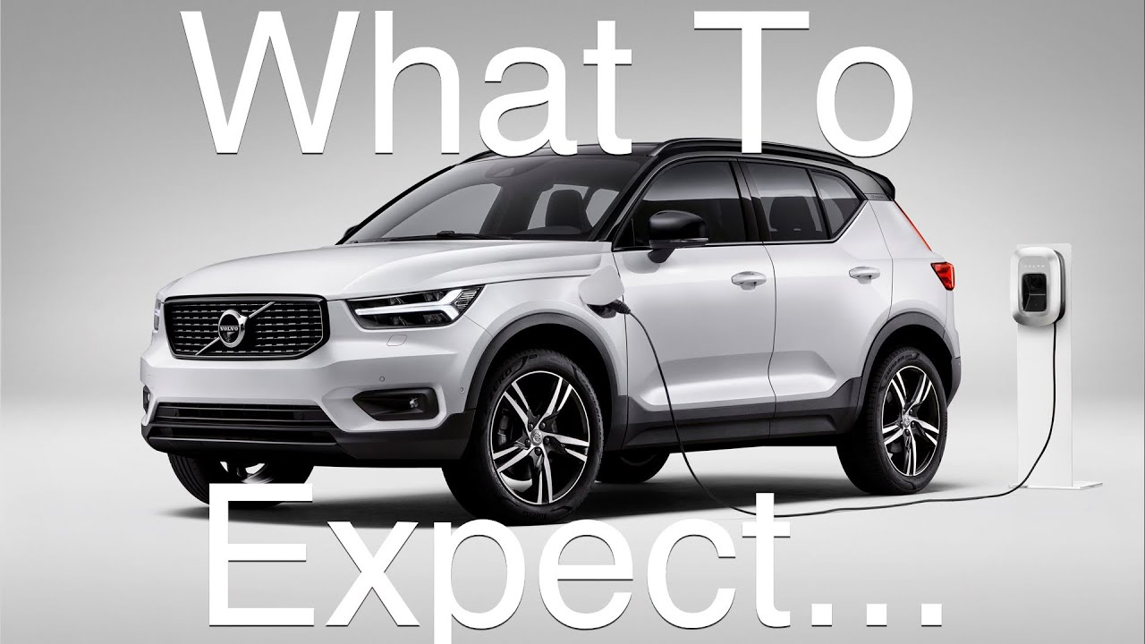 Volvo Xc40 Electric What Can We Expect