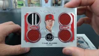2013 Topps Museum Collection Baseball Asia Edition 3 Box Break #1