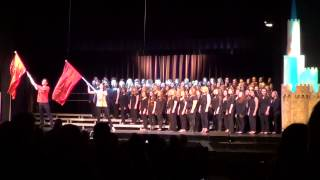 Southern Regional High School Spring Chorus Concert Colors Wind