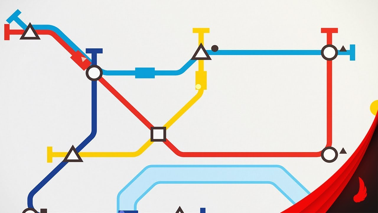 Mini Metro - Google Play App Preview