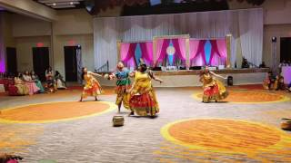 Blue Flame Entertainment: Sunny and Urvi's Sangeet Night 6.16.17