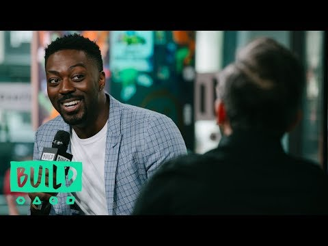 David Ajala Discusses His Role In Syfy's