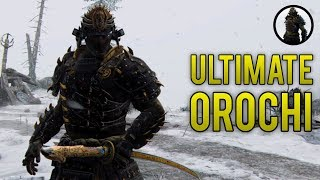 ULTIMATE DEFLECTING: The EXTREMES of Orochi - Orochi Duels Ep.#150 [For Honor]