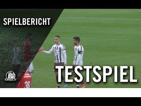 Testspiel St Pauli