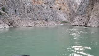 Erzincan Kemaliye Karanlık Kanyon ( Taş yolu )