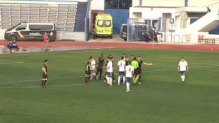 Marbella FC 0-2 Recreativo Granada (02-12-18)