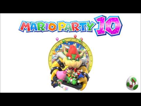 Jewel Drop - Mario Party 10 OST