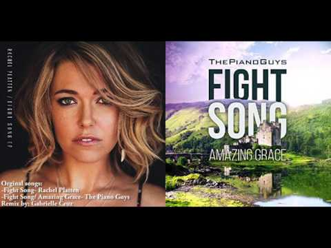 Fight Song Mashup  The Piano GuysRachel Platten