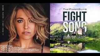 Fight Song Mashup The Piano Guys Rachel Platten