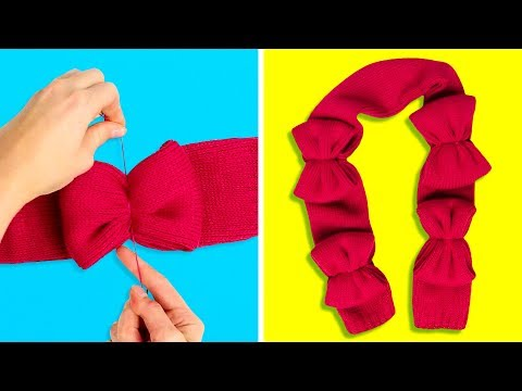 20 COOL TRICKS WITH A SCARF