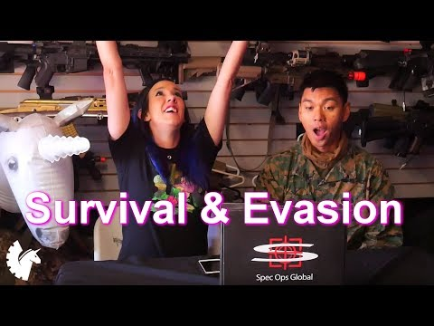 Survival & Evasion (SERE) Tactical Subscription Box (Spec Ops Global May 2017 Unboxing)