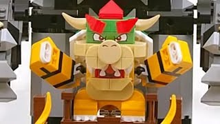 LEGO Super Mario - LEGO Bowser Boss Battle Reveal Trailer
