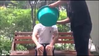 ALS Ice Bucket Challenge by  Korean Celebs (Part 2)