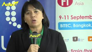 Agri TV : Food Ingredients (Fi) Asia-Thailand 2015 (Thai)