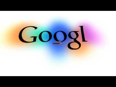 Google Inc. Logo History Really Extended Mode