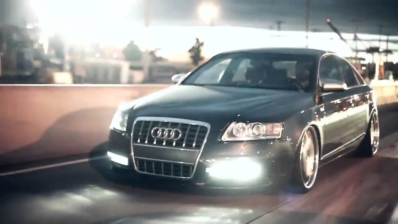 Stance Audi A6 720p Youtube