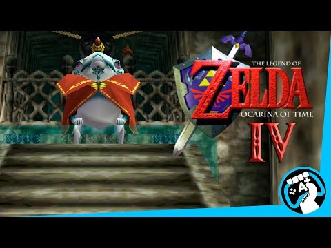 🔴DIRECTO - THE LEGEND OF ZELDA : OCARINA OF TIME (3DS) +18 | ESPAÑOL PT.4   W/ RYUTO & VITOKO