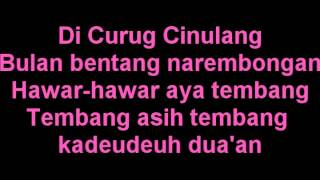 Video curug cinulang karaoke tanpa vokal download MP3, 3GP, MP4, WEBM, AVI, FLV Agustus 2018