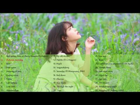 IU Best & Enjoying Song Compilation (2018)